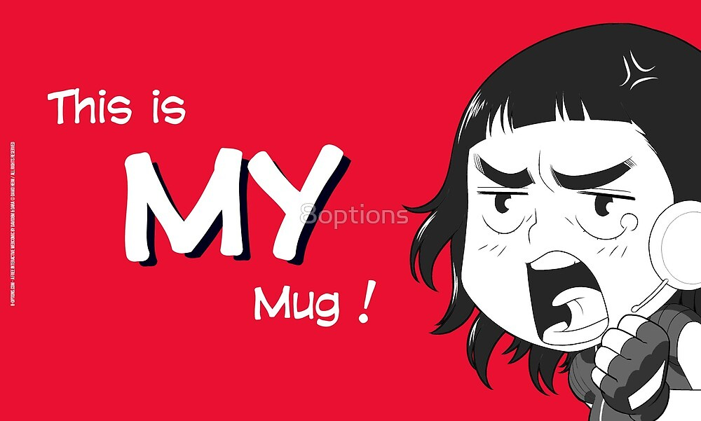 « 8-OPTIONS.COM - EN - MY MUG - RED - 10$ for the Authors » par 8options