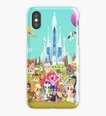 my little pony friendship is magic iPhone Case/Skin