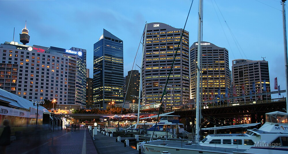 Darling Harbour Sydney NSW _2 by MiImages