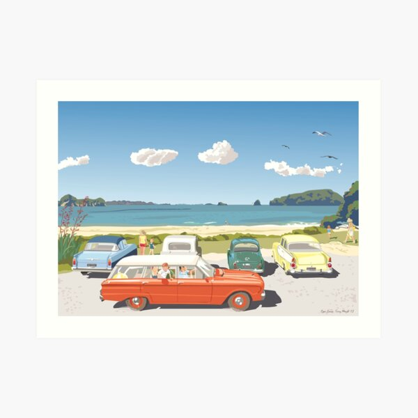 Vauxhall Art Prints