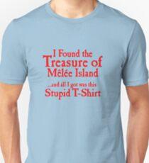 The treasure of monkey island T-Shirt