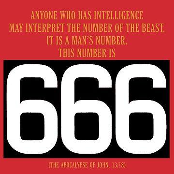 Hijo de Afrodita - 666 de Garblesnatcher