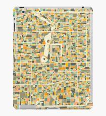 Beijing Map iPad Case/Skin