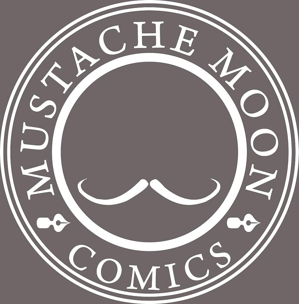 Mustache Moon by allied72