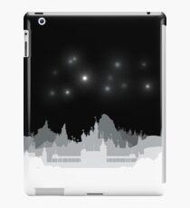 Vinilo o funda para iPad Fuegos artificiales sobre la magia