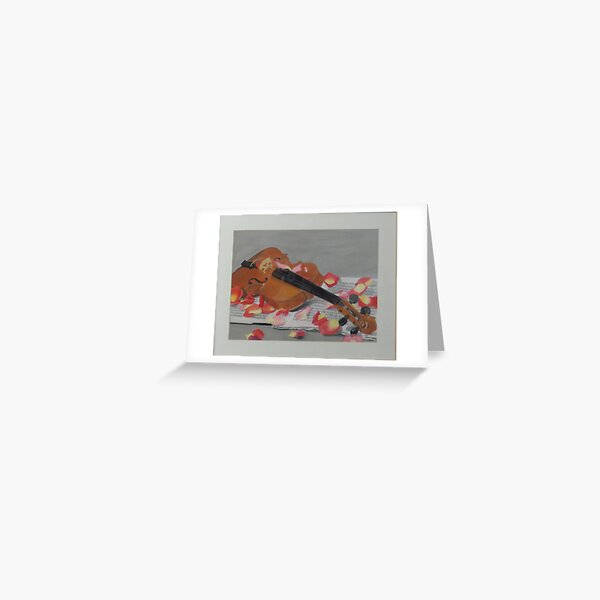 Stradivarius Carte de vœux