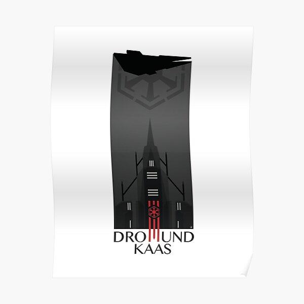 Dark Secrets on Dromund Kaas (Light) Poster