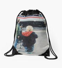 Trainspotting Drawstring Bag