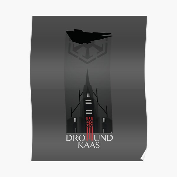 Dark Secrets on Dromund Kaas (Dark) Poster