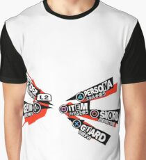 Persona 5 battle menu Graphic T-Shirt