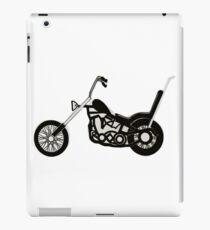 Cruiser Motorbike iPad Case/Skin