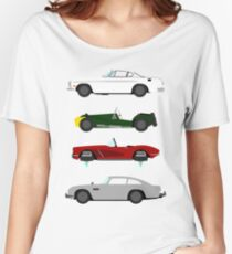 The Car's The Star: Spies Women's Relaxed Fit T-Shirt