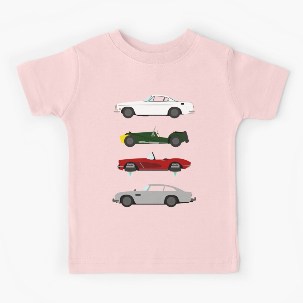The Car's The Star: Spies Kids T-Shirt