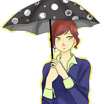 Umbrella by AmeAki
