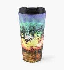 Chrome Dome Travel Mug
