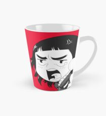 8-OPTIONS.COM - FR - MA TASSE - ROUGE - 10$ pour auteurs Mug long
