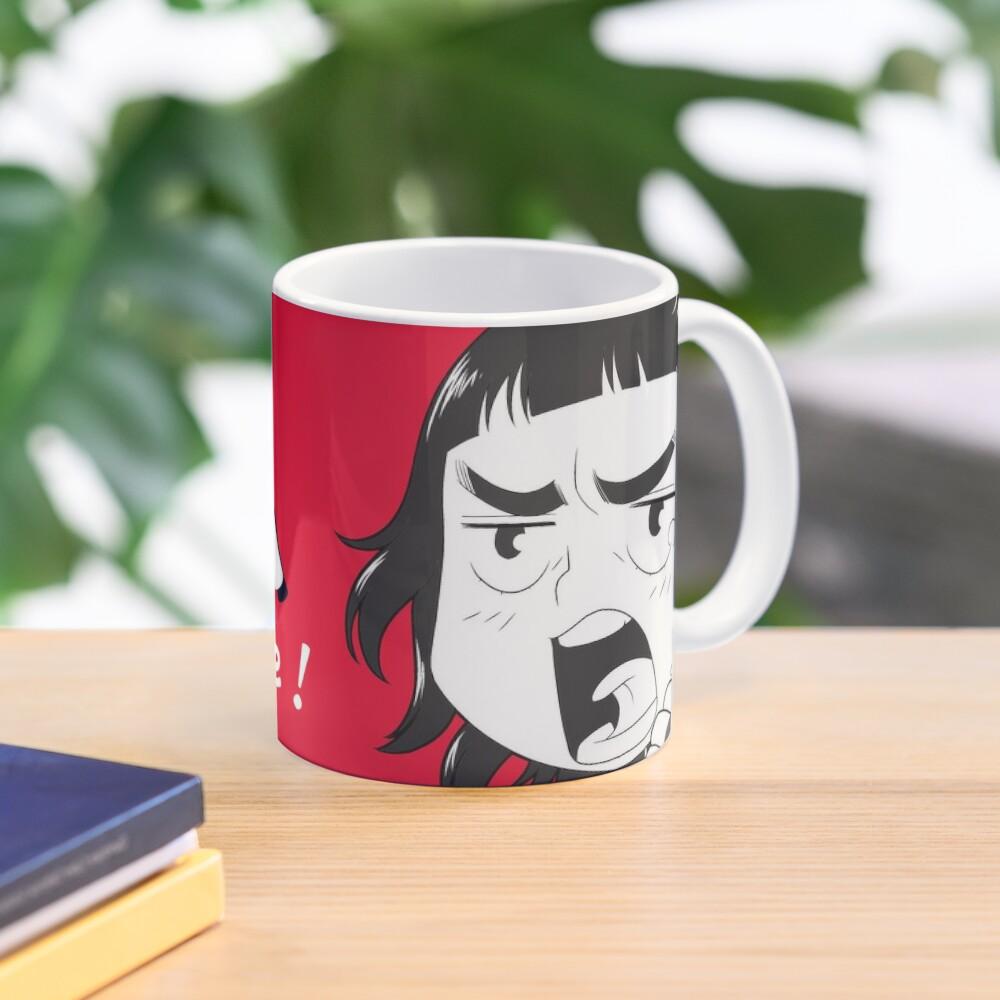 Mug «8-OPTIONS.COM - FR - MA TASSE - ROUGE - 10$ pour auteurs»