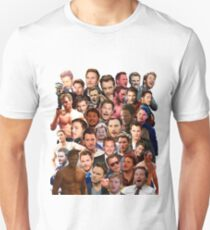 Chris Pratt Paparazzi Unisex T-Shirt