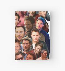 Chris Pratt Paparazzi Hardcover Journal