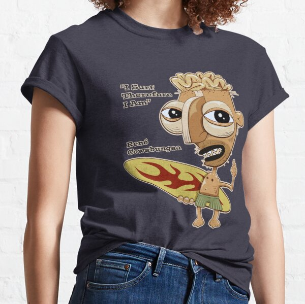 I Surf Classic T-Shirt