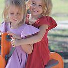 Family Girls Holiday by Diana Grunwald