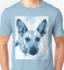 Carolina Blue Pup Unisex T-Shirt