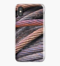Made of Steel iPhone Case