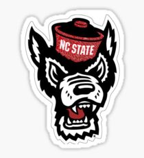 NC State Wolfpack Sticker