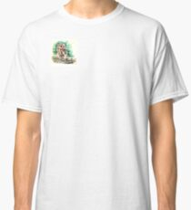 Owl in Snow Classic T-Shirt
