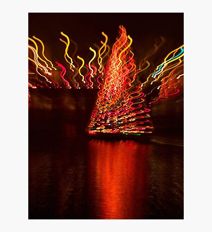 Holiday reflections Photographic Print