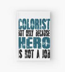 Colorist Hero Hardcover Journal
