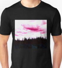 Wild Pink Nature Unisex T-Shirt