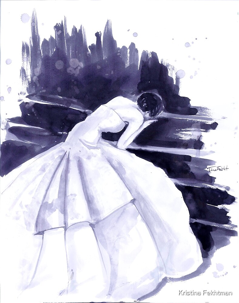 Jennifer Lawrence at Oscars wearing Dior by Kristina Fekhtman
