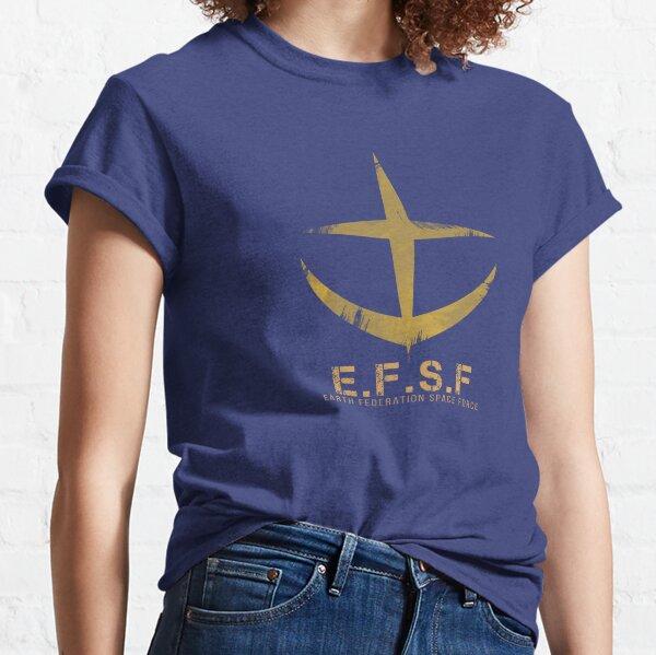 Mobile Suit Gundam: EFSF Classic T-Shirt