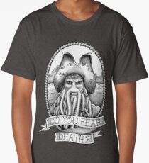¿Temes a la muerte? Long T-Shirt