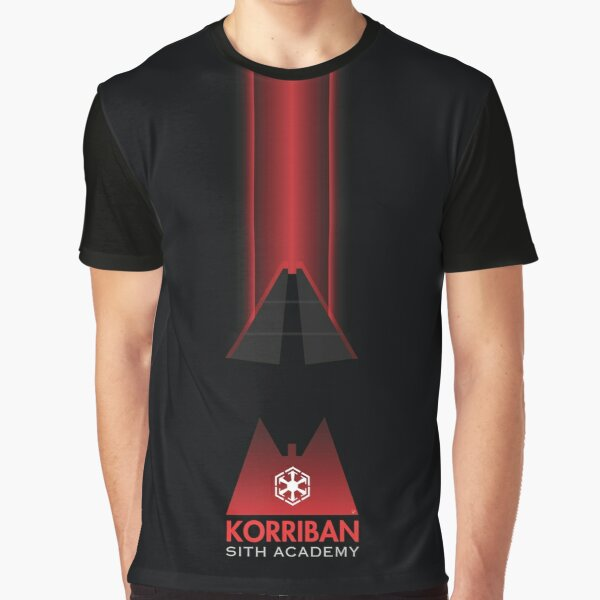 The Sith Academy (Dark) Graphic T-Shirt