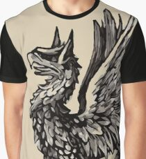 Medieval griffin Graphic T-Shirt