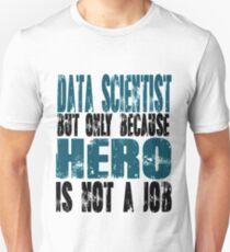Data Scientist Hero T-Shirt