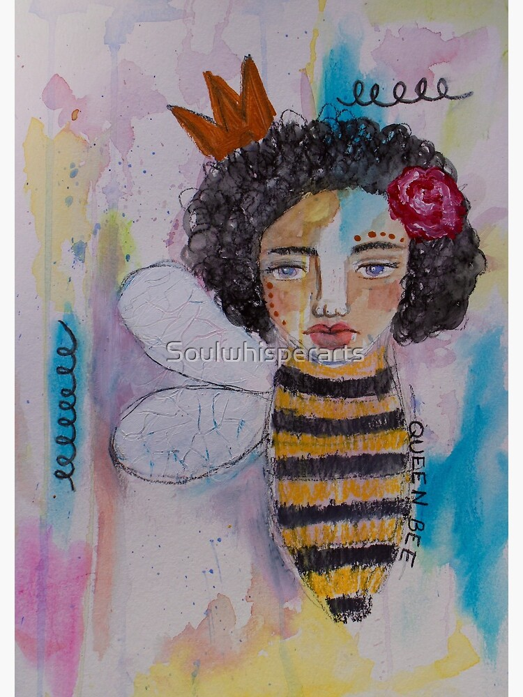 Queen Bee by Soulwhisperarts