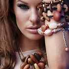 Recycled Australian Timber Jewellery by airdrie