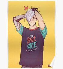 Ace Shiro Poster