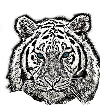 Tiger design  by Dylkel