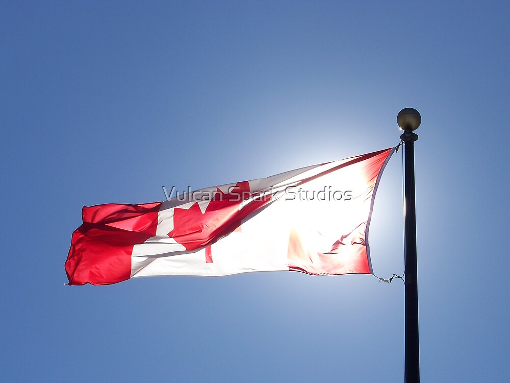 O Canada! by Vulcan Spark Studios