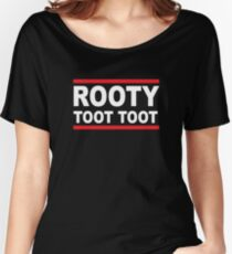 Impractical Jokers Rooty Toot Toot Shirt Women's Relaxed Fit T-Shirt