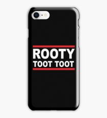 Impractical Jokers Rooty Toot Toot Shirt iPhone Case/Skin