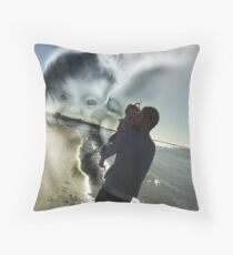 Precious moments... Throw Pillow