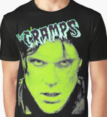 The Cramps Shirt  Graphic T-Shirt