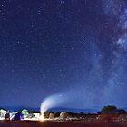 Desert campsite, Western Australia by Kevin McGennan