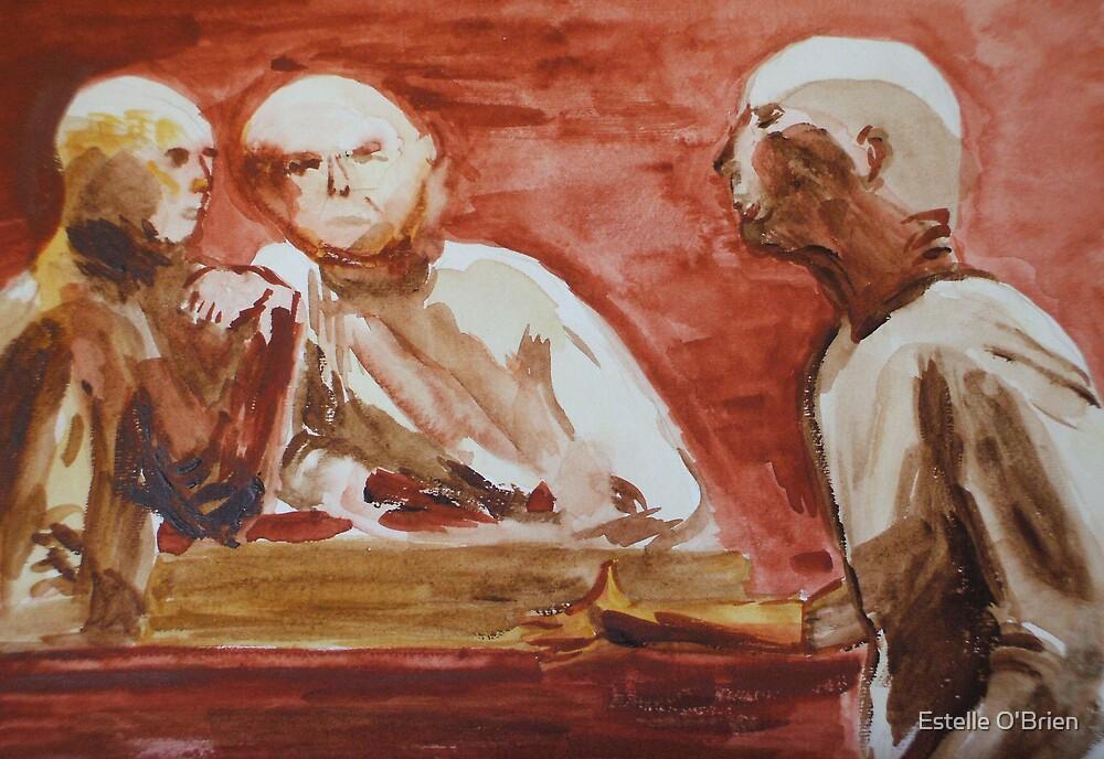The Boardroom by Estelle O'Brien