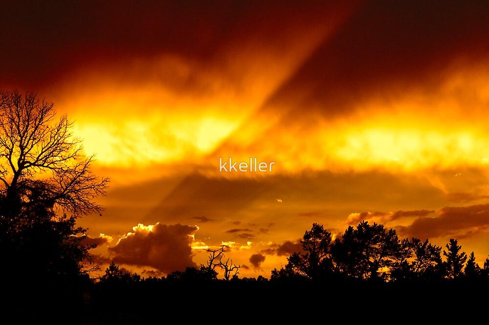 Fire in the Sky by kkeller
